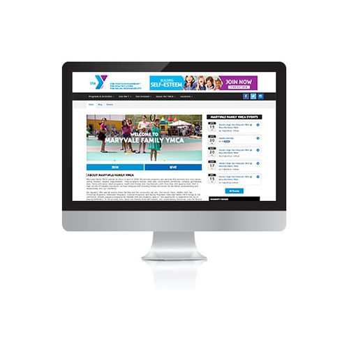 Portfolio | YMCA Website Development | YMCA Marketing Experts | whyMarlin