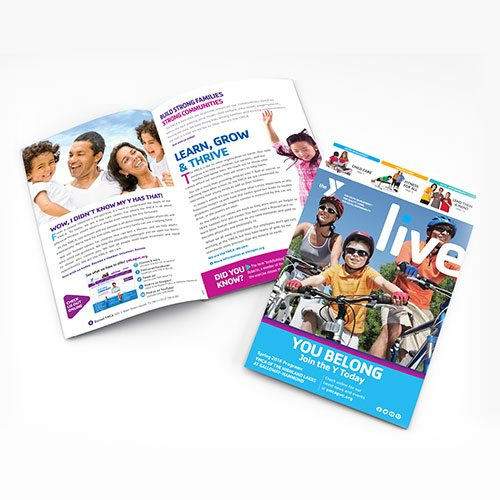 YMCA of Greater Williamson County | Digital Guides | whyMarlin | YMCA Marketing Experts