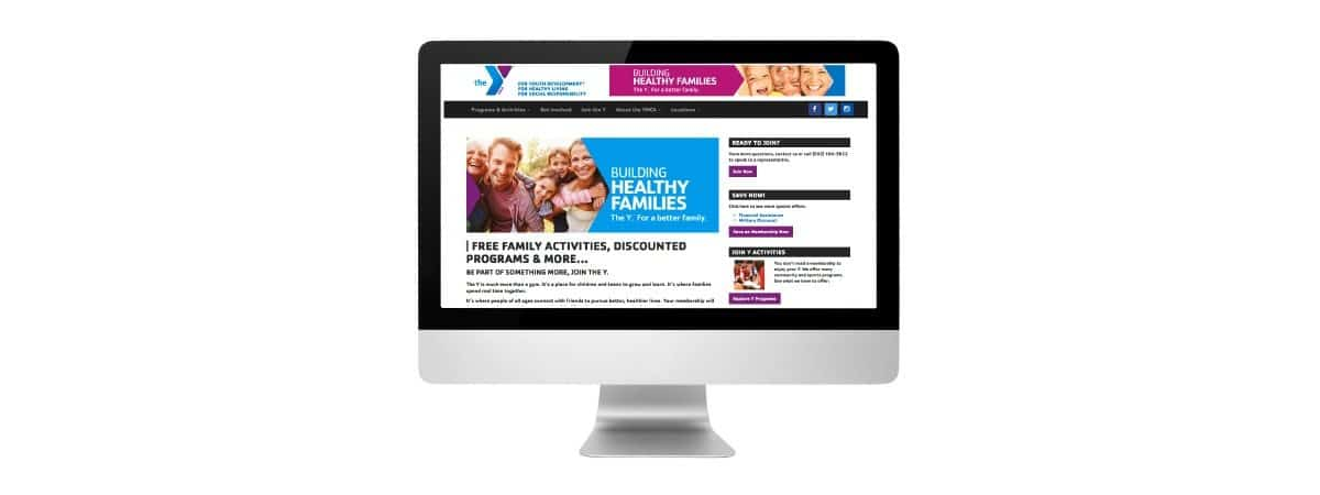 Website Marketing | YMCA Marketing Experts | whyMarlin