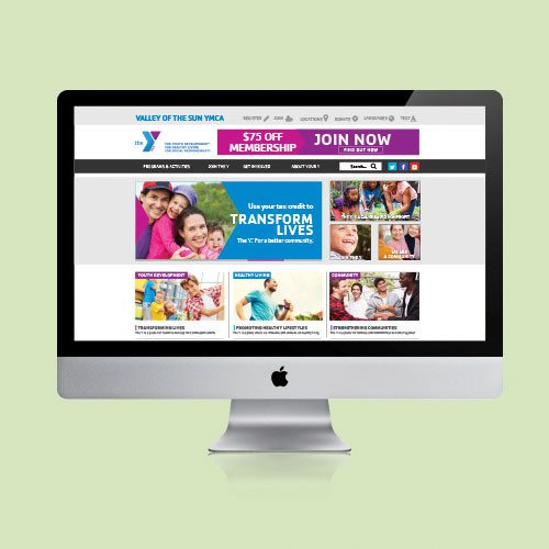 Website Development | YMCA Marketing Experts | whyMarlin